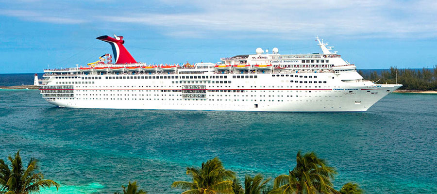 SPECIAL OFFER Carnival Sensation  Does Travel Amp Cadushi Tours