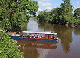 Suriname, One Day Tour: Commewijne Rivier Cruise