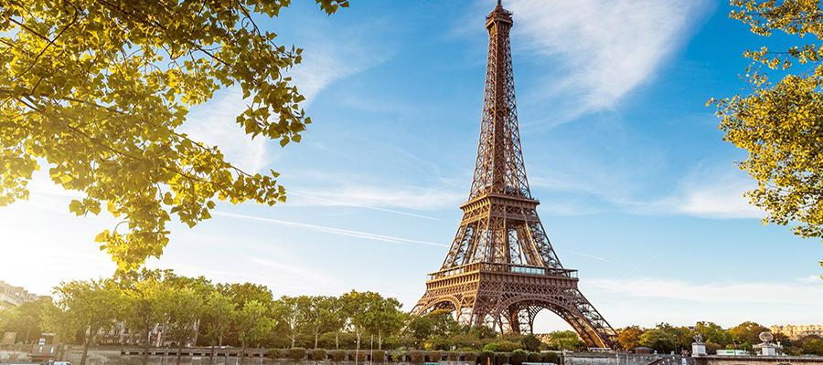 bekende gebouwen europa