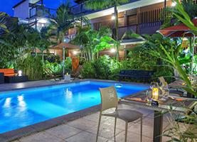 Hotel Ker Alberte (Cayenne)