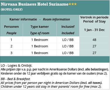 suriname-nirvana-hotel-price