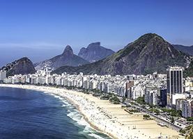 Brazilië Tours