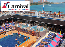 SPECIAL OFFER Carnival Glory