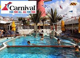SPECIAL OFFER Carnival Sensation