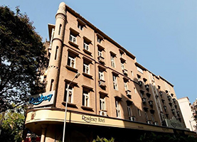 MUMBAI Residency Hotel Fort