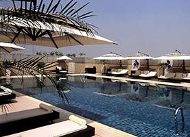 NEW DELHI Svelte Hotel & Personal Suites