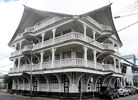 Suriname, Dagtour: City Tour Paramaribo