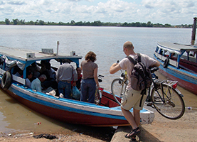 Suriname, One Day Tour: Peperpot Plantation Bicycle Trip
