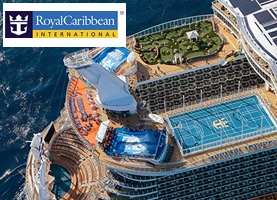 SPECIAL OFFER Royal Caribbean Allure of the Seas