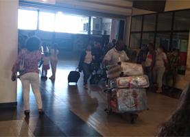 Transfers Suriname – Paramaribo