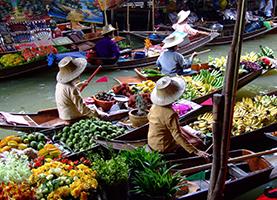 Thailand – Bangkok Tours