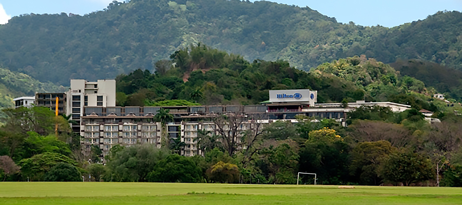 Image result for hilton hotel trinidad