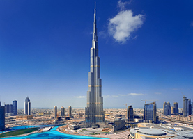 Dubai (United Arab Emirates) One Day Tours