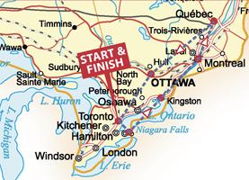 Canada Tour: 11 dagen