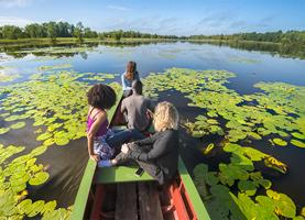 Suriname, Dag & Meerdaagse Tour: Plantage Frederiksdorp